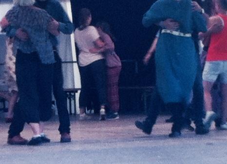 Tanzende Füße ..