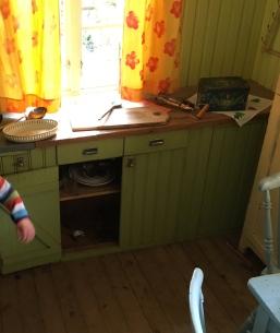 Küchenimpressionen aus dem Haus ..