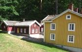 Niedliche Häuser.