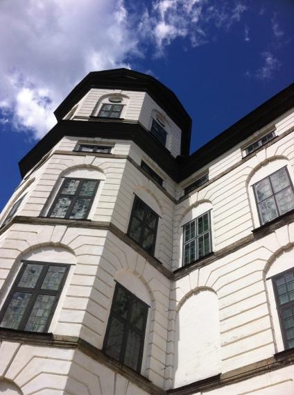 Vier Schlosstürme