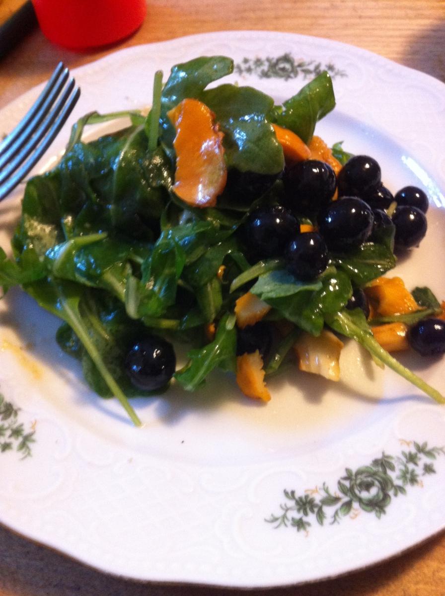 ZufallKüchenZauber: Blaubeer-Rezepte aus Schweden
