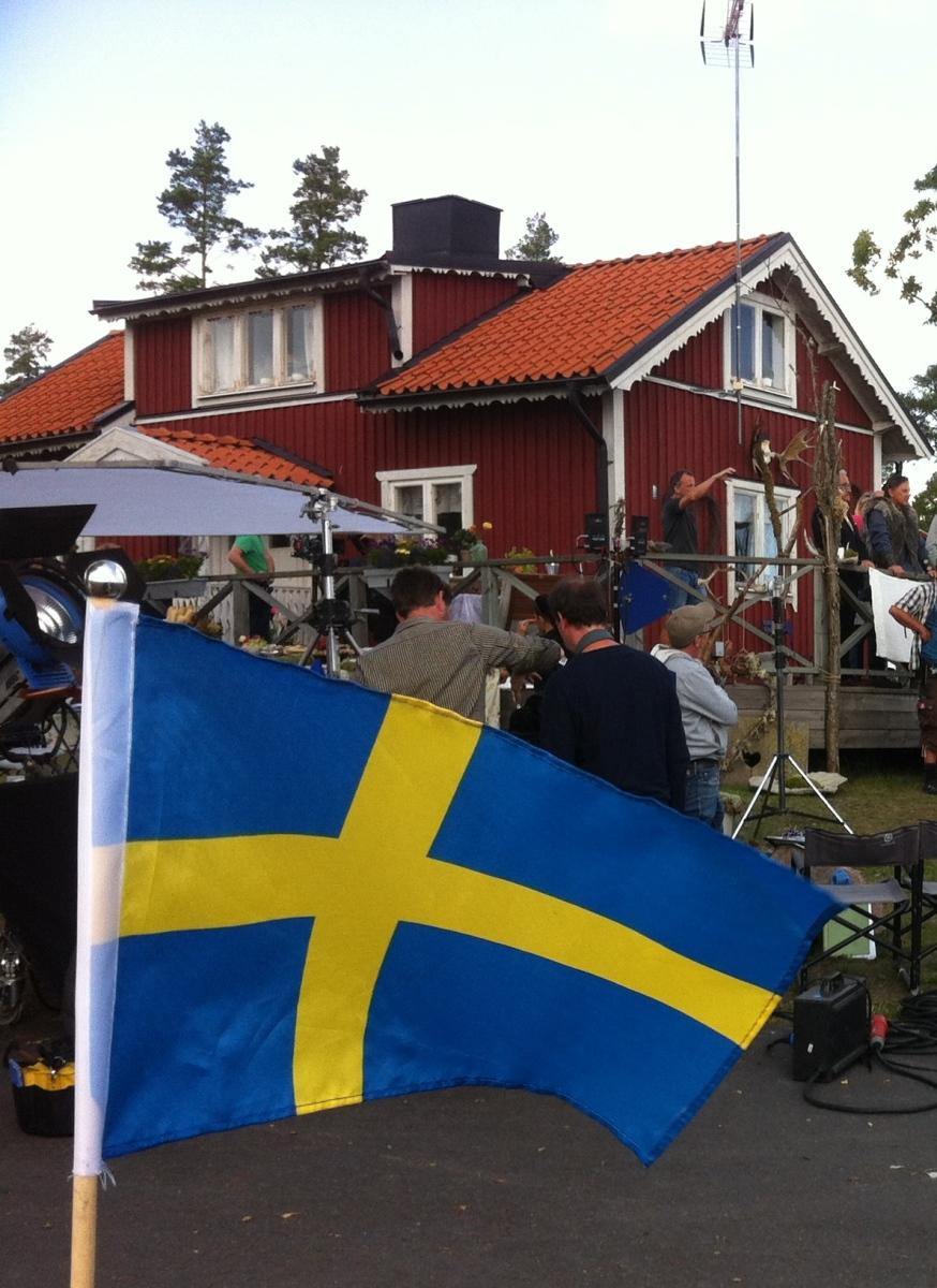 SchwedenSommerLeuchten: Kommt mit zur Schären-Kanutour