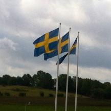 Schweden mit Wind und Sonne