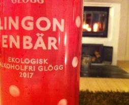 öko Glögg mit Lingon und Enbär (Lingonbeere und Enbeere)